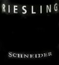 Markus Schneider Riesling Black Label