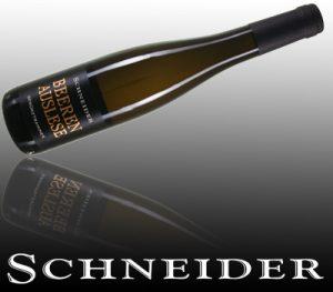Markus Schneider Ellerstadt Pfalz Beerenauslese Süßwein